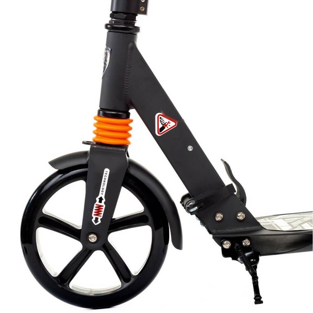 Urban Scooter City Чёрный - передний амортизатор