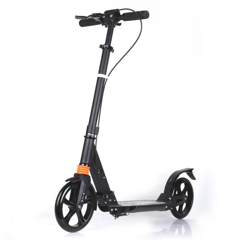 Городской самокат Urban Scooter Sport Чёрный