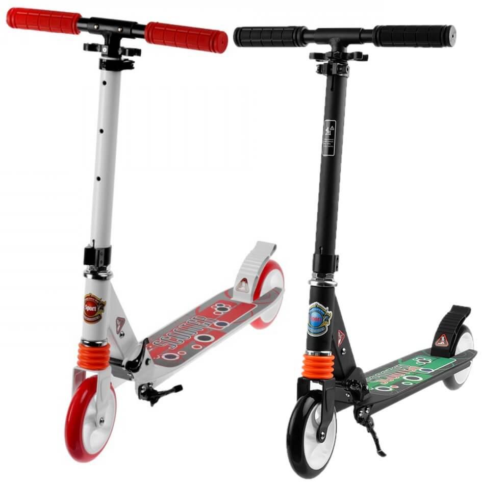 Детский двухколёсный самокат Urban Scooter Sport 145